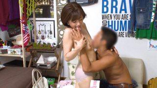 【ひとづまの股間動画】イケメンがアラフォー熟女を堕としてハメ撮り