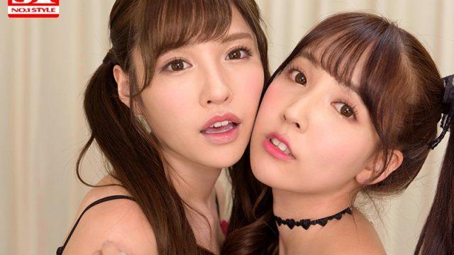 【vrero 動画】三上ゆあと橋本ありなのアイドルフルコース