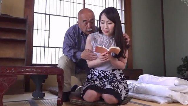 【xvdevo.j】義父との関係に溺れていく若妻告白談