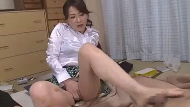 【塾女性雑誌50代 動画】シコしこのやり方牧原れいこ妖艶無料