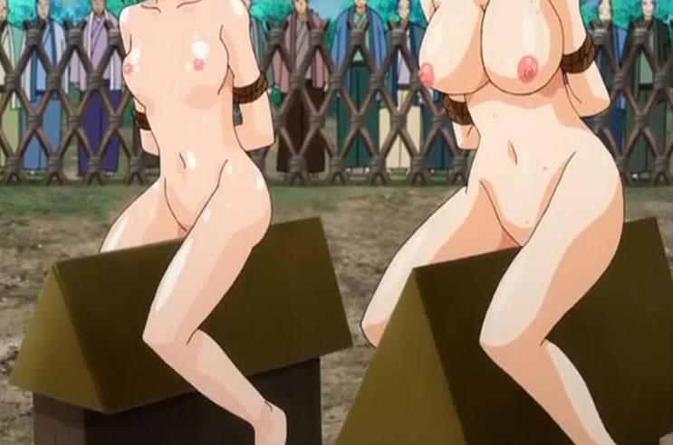 【ぽルノハプ おすすめ】三角木馬体験 女子の乱校パーティー 体験